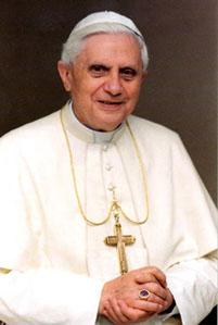 In rare interview, Benedict XVI names his favorite saints